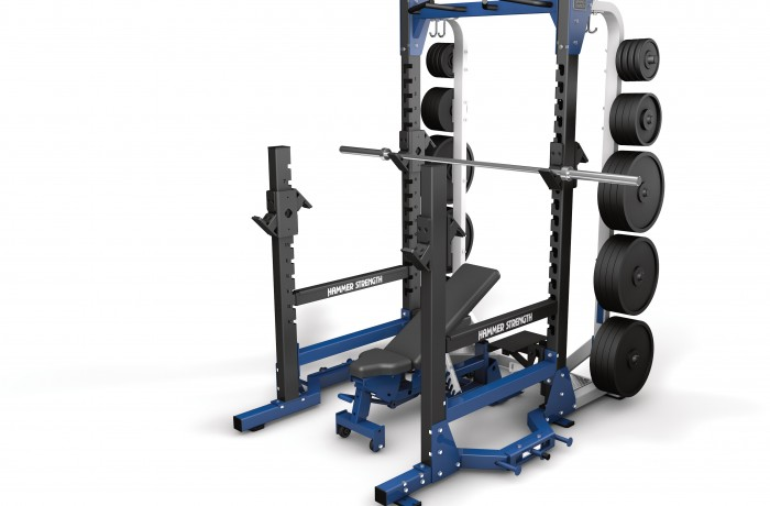 Hammer Strength Elite Multi Rack