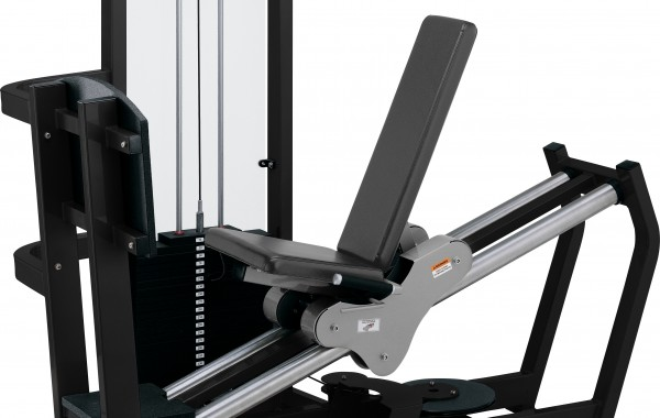 Hammer Strength Seated Leg Press