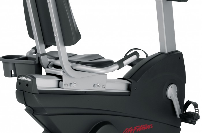 Integrity Series Recumbent Lifecycle® Exercise Bike